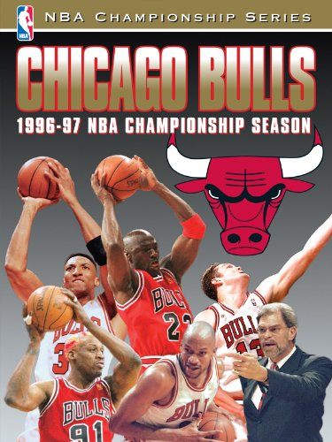 1996-1997 NBA Championship Season - Chicago Bulls at Amazon.com