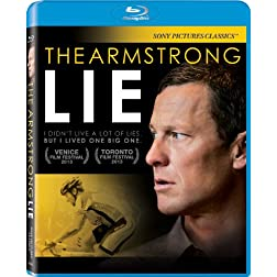 The Armstrong Lie [Blu-ray]