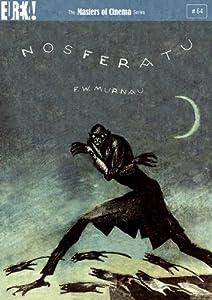 Nosferatu (Definitive Fully-restored version with original score) [Masters of Cinema] [1921] [DVD]