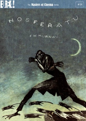 Nosferatu (Definitive Fully-restored version with original score) [Masters of Cinema] [1921] [DVD]