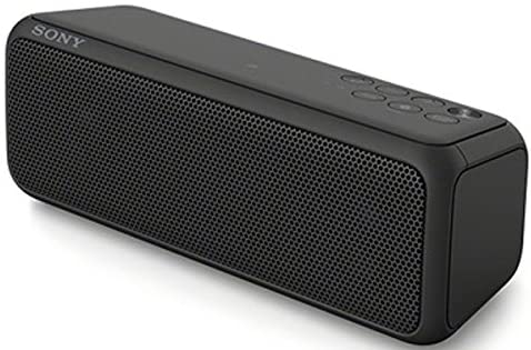 SONY XB3ワイヤレスポータブルスピーカー Bluetooth対応 防水対応 ブラック SRS-XB3/B