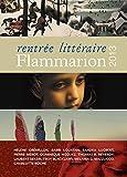 Rentr�e litt�raire Flammarion 2013