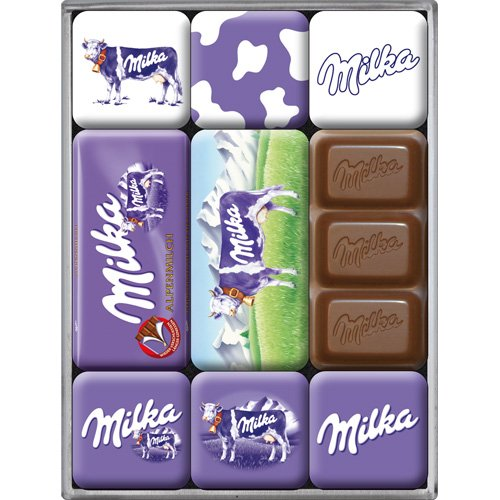 Magnets-Milka-Set-de-9-aimants