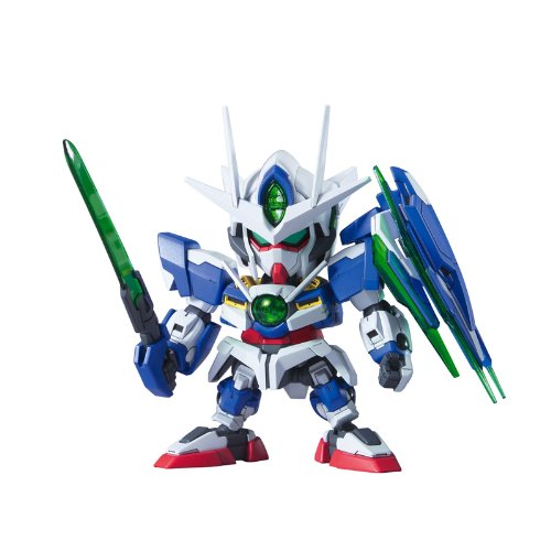 Bandai Hobby BB#364 00 Quanta, Bandai SD Action Figure - 1