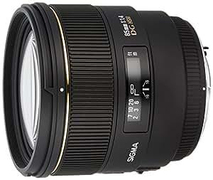 Sigma 85mm f/1.4 EX DG Pentax