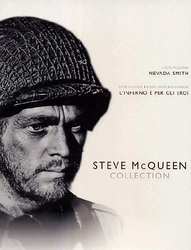 Steve Mc Queen Collection [2 DVDs] [IT Import]