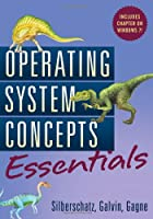 Operating System Concepts Essentials Front Cover