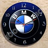 BMW Vinyl clock / Wall clock.