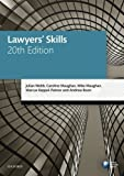 img - for Lawyers' Skills (Blackstone Legal Practice Course Guide) book / textbook / text book