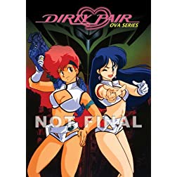 Dirty Pair: Original OVA Series DVD Collection