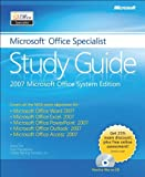 The Microsoft® Office Specialist Study Guide (0735649715) by Cox, Joyce