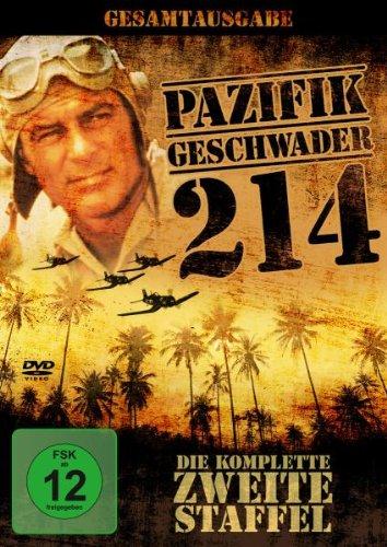 Pazifikgeschwader 214 - Staffel 2 [6 DVDs]