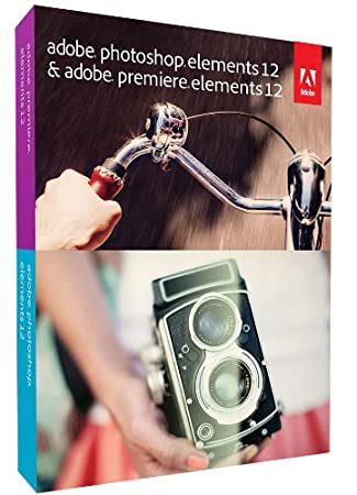 Adobe Photoshop & Premiere Elements 12