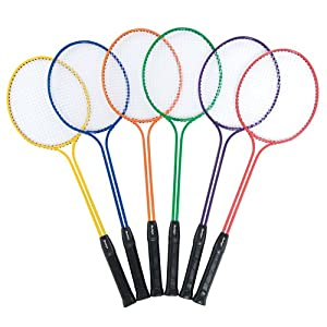 Buy Sport Supply Group Badminton Racquet (Prism Pack) by Sport Supply Group