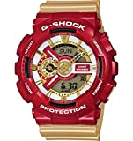 Picture Of Casio G-Shock Analog/Digital XL Crazy Colors GA110CS-4A