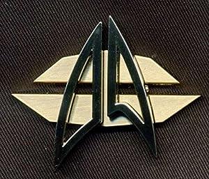 Star Trek - Renegades Metal Communicator Comm Badge