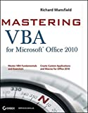 img - for Mastering VBA for Office 2010 book / textbook / text book