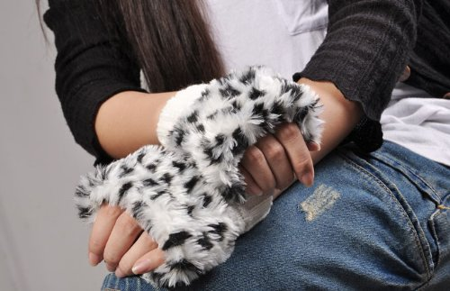 2013 New Fashion Winter Knit Hand Warmer Fingerless