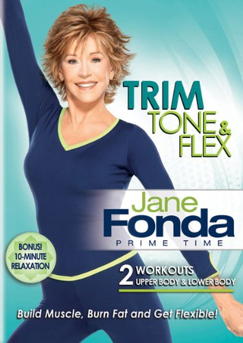 Jane Fonda Prime Time: Trim, Tone & Flex