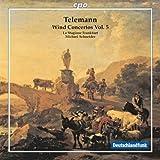 V 5: Wind Concertos
