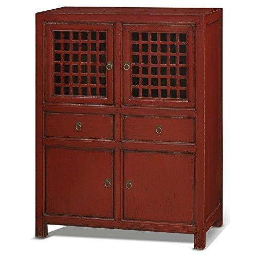 China Furniture Online Elmwood Cabinet Vintage Hand Crafted Ming