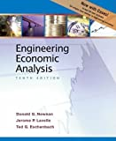 img - for Engineering Economic Analysis 10th edition by Newnan, Donald, Lavelle, Jerome, Eschenbach, Ted (2009) Hardcover book / textbook / text book