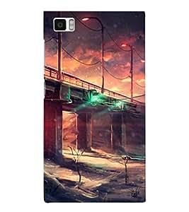 EPICCASE draught land Mobile Back Case Cover For Xiaomi Mi3 (Designer Case)