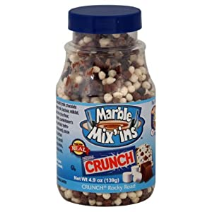 Signature Brands LLC, Marble Mixins Nestle Crunch Rocky Road 4.9 Ounce (Pack 2)