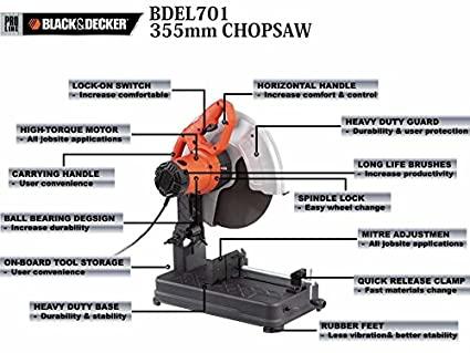 Black-&-Decker-BDEL701-Cutting-Machine