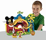 Fisher-Price Disney's Mickey Mouse Farm Playset
