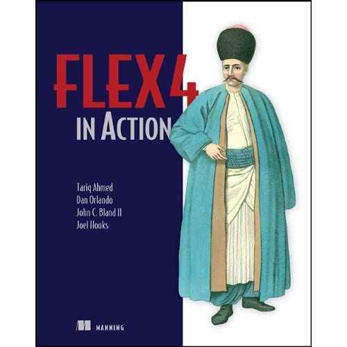 Flex 4 In Action book cover
