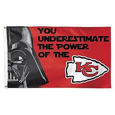 Kansas City Chiefs Star Wars 3x5 Flag