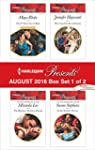 Harlequin Presents August 2016 - Box...