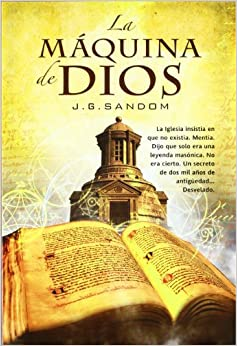 La maquina de Dios / The God Machine (Spanish Edition): J