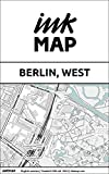 Berlin, West Inkmap - maps for eReaders, sightseeing, museums, going out, hotels (English)
