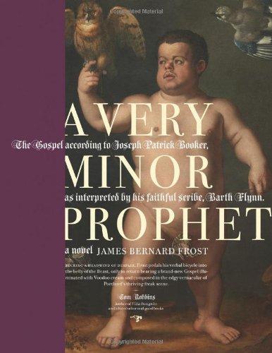 Buy A Very Minor Prophet A Novel098330680X Filter