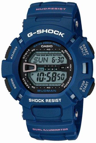 CASIO (カシオ) 腕時計 G-SHOCK MUDMAN G-9000MX-2JF