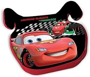 Disney Cars 25930 Kindersitz für Auto, 15-36 kg - Lightning McQueen