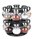 Home Basics 16pc Revolving Spice Rack