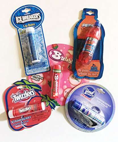 5x-lip-balm-bubblicious-york-peppermint-ice-breakers-twizzlers-pepsi-usa