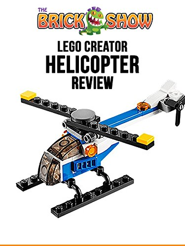 LEGO Creator Helicopter Review (30471) on Amazon Prime Video UK