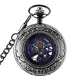 懐中時計、機械式時計、自動、レト