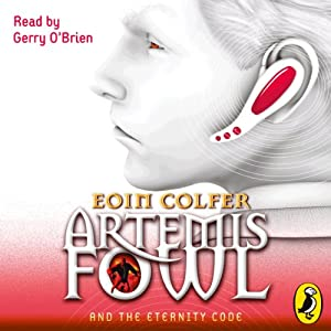 Artemis Fowl and the Eternity Code Audiobook