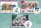 グッスマくじ 「初音ミク 2012 Winter Ver.」 E賞 クリアファイル&カレンダーセット 全3種セット