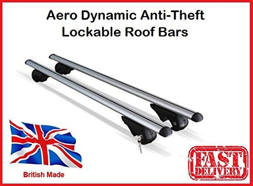 dodge-dakota-aluminium-aero-roof-bars