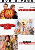 Dudes 3 Pack (Grandmas Boy / Dodgeball / Freddy Got Fingered)