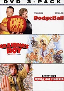 Dudes 3 Pack (Grandma's Boy / Dodgeball / Freddy Got Fingered)