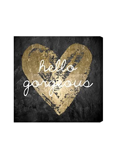Oliver Gal Gorgeous Salute Canvas Art