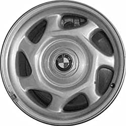 BMW 8 Series 16X7.5 5-120 15Mm Offset 7 Spoke Right Factory Oem Wheel Rim – Silver Finish – Remanufactured