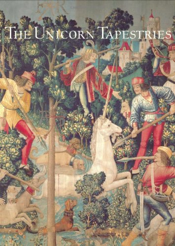 The Unicorn Tapestries in the Metropolitan Museum of Art